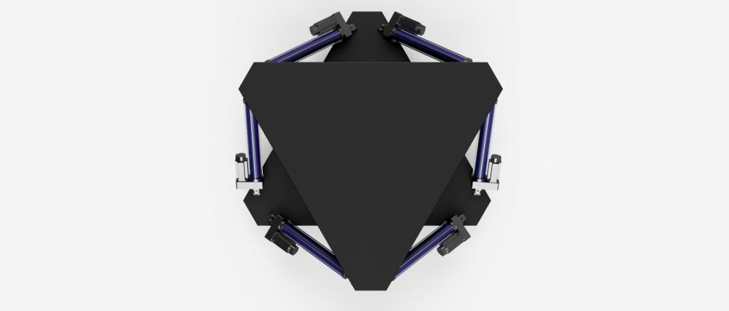 Motion Platform for Simulators